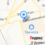 КОНСАЛТИНГ плюс на карте Астрахани