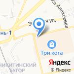 BrandHouse на карте Астрахани