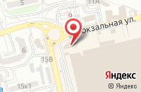 Схема проезда до компании Альфа-Прайм в Астрахани