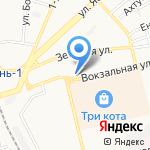 Art de Мебель на карте Астрахани