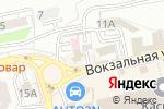 Схема проезда до компании Школа ногтевого искусства Оксаны Сивогривовой в Астрахани