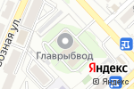 Схема проезда до компании Федеральное агентство по рыболовству в Астрахани