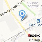 27 на карте Астрахани
