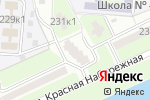 Схема проезда до компании Хесед в Астрахани