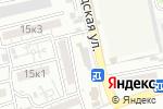 Схема проезда до компании Фруктовый рай в Астрахани