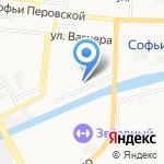 Лифтстандарт на карте Астрахани