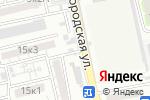 Схема проезда до компании Русский фейерверк в Астрахани