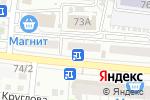 Схема проезда до компании BEER CLUB в Астрахани