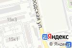 Схема проезда до компании Halal food в Астрахани