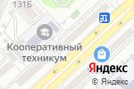Схема проезда до компании РИВА Rich в Астрахани
