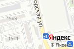 Схема проезда до компании Галактика цветов в Астрахани