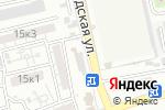 Схема проезда до компании Магазин хлебобулочных изделий в Астрахани