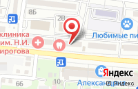 Схема проезда до компании ПивМаркет в Астрахани