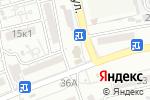 Схема проезда до компании Лечебный кабинет в Астрахани