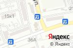 Схема проезда до компании Mozart в Астрахани