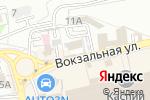 Схема проезда до компании Ленинский районный отдел судебных приставов г. Астрахани в Астрахани