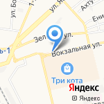 Ленинский районный отдел судебных приставов г. Астрахани на карте Астрахани