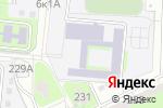 Схема проезда до компании Средняя общеобразовательная школа №40 в Астрахани