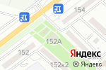 Схема проезда до компании Все для дома в Астрахани