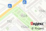 Схема проезда до компании Теремок в Астрахани