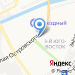 Майя на карте Астрахани
