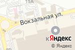 Схема проезда до компании ФЭД в Астрахани