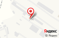 Схема проезда до компании РАТЭК в Астрахани