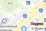 Схема проезда до компании Яблочко в Астрахани