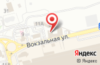 Схема проезда до компании СМУ №15 в Астрахани