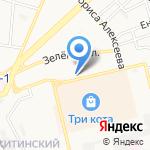 СМУ №15 на карте Астрахани