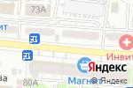 Схема проезда до компании Микрофинансовая Организация Управляющая Компания Деньги Сразу Юг в Астрахани