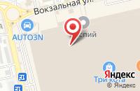 Схема проезда до компании Лавка сумок и шапок в Астрахани