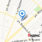 Семейный юрист на карте Астрахани