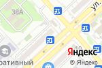 Схема проезда до компании Росстрой в Астрахани