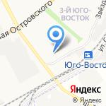 Свадебная Афиша на карте Астрахани