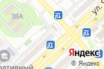 Схема проезда до компании Томас в Астрахани