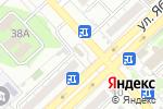 Схема проезда до компании Чудо Печка в Астрахани