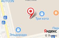 Схема проезда до компании Хомяк. Всё в дом! в Астрахани