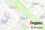Схема проезда до компании Kontrast в Астрахани