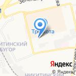 МаршалАртГрупп на карте Астрахани