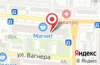 Схема проезда до компании ARNI DISCOUNT в Астрахани