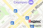 Схема проезда до компании Киоск хлебобулочных изделий в Астрахани
