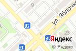 Схема проезда до компании Сдоба в Астрахани