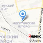 Цветик-Семицветик на карте Астрахани