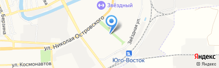 От А до Я на карте Астрахани
