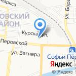 Выездная ветеринарная служба на карте Астрахани