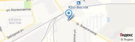 Астраханьэнерго на карте Астраханской области