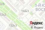 Схема проезда до компании Исида в Астрахани