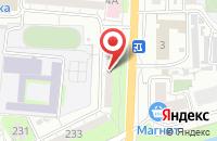 Схема проезда до компании Высотка в Астрахани