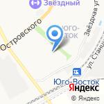 Вкусняшка на карте Астрахани